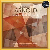 Arnold Symphonies No 3 and 4