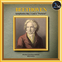Beethoven No5 and 6 Pastoral