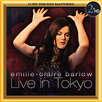 Emilie Claire Barlow Live in Tokyo