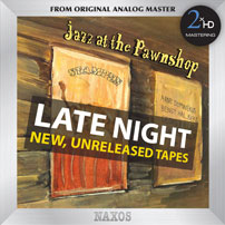 Jazz at the PS Late night new releases