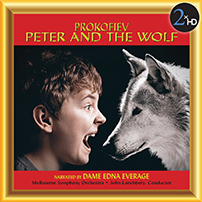 Prokofiev Peter and the Wolf