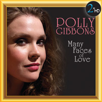 Polly Gibbons Many faces of love