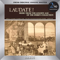 Laudale! Music from the Golden age of the Duben Collection