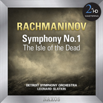 Rachmaninov Symphony No.1 The isle of the dead